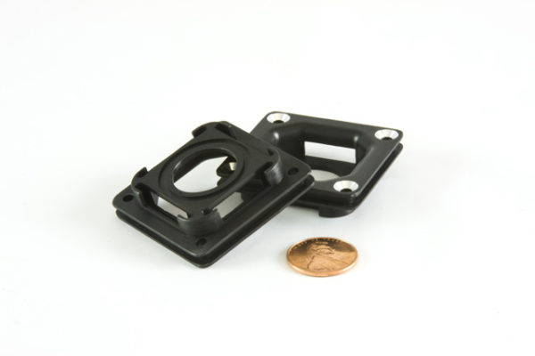 CNC Machined Aluminum Component