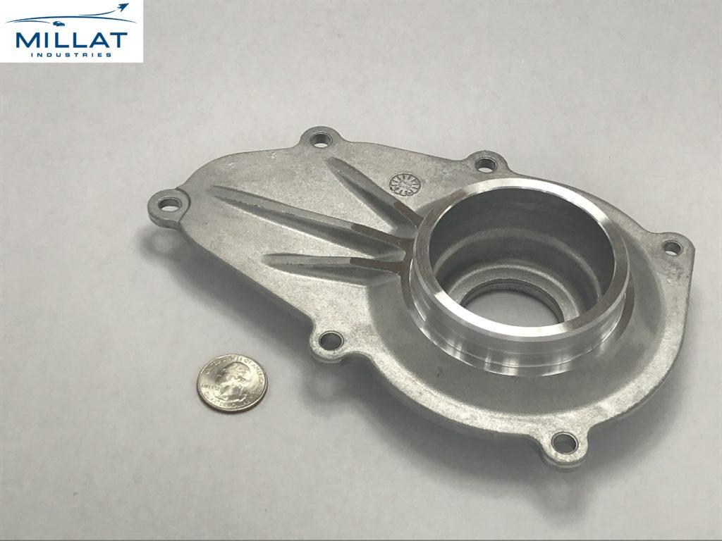 CNC Machined Aluminum Casting