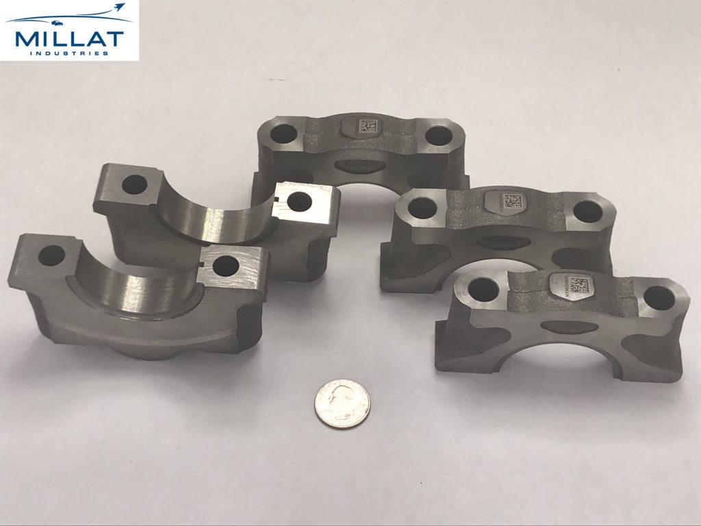 CNC Machined Grey Iron Castings
