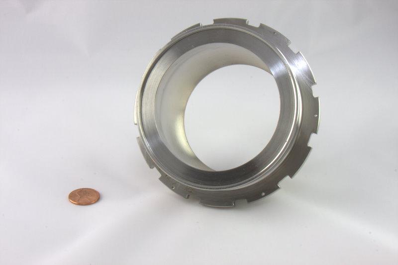 Aerospace Precision Machining & Aircraft Engine Parts