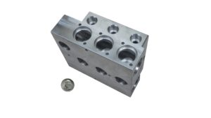 CNC Machined Aluminum Solid Stock